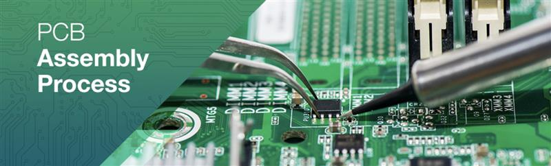 An Industrial Process of Printed Circuit Board Assembly by
