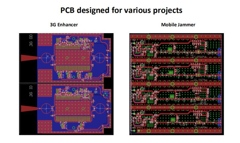 Some Good PCB Project Gerber Imgs For Share