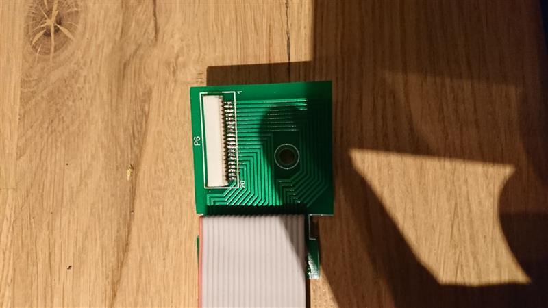 Replacement pcb for fabtotum 3d printer